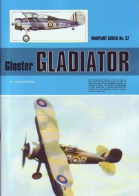 Guideline Publications USA No 37 Gloster Gladiator