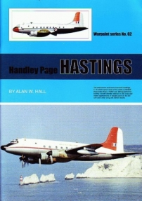 Guideline Publications USA No 62 Handley Page Hastings