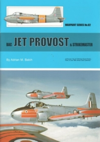 Guideline Publications USA No 82 Jet Provost & Strikemaster