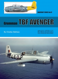 Guideline Publications USA No 87 Grumman TBF Avenger