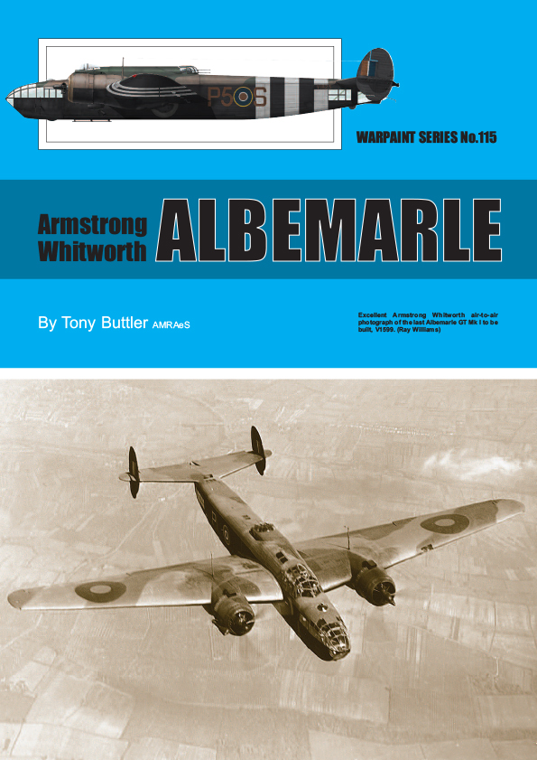 Guideline Publications USA no 115 Albermarle Armstorng Whitworth