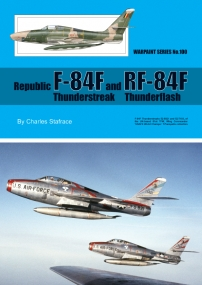 Guideline Publications USA No 100 Republic F-84F