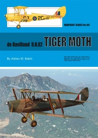 Guideline Publications USA No 101 de Havilland D.H.82 TIGER