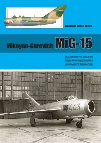 Guideline Publications USA Mikoyan-Gurevich MIG-15