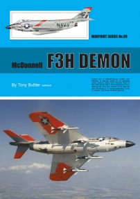 Guideline Publications USA No 99 McDonnell F3H Demon