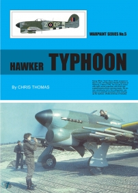 Guideline Publications USA No 05 Hawker Typhoon