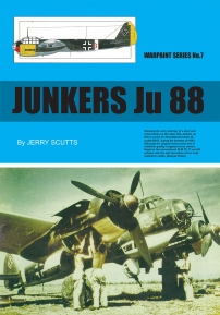 Guideline Publications USA No 7 Junkers Ju 88