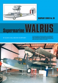 Guideline Publications USA No 39 Supermarine Walrus