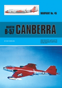 Guideline Publications USA No 45 Martin B-57 Canberra