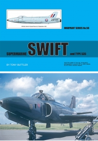 Guideline Publications USA No 58 Supermarine Swift