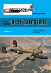 Guideline Publications USA No 73 North American B-25 Mitchell