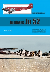 Guideline Publications USA No 81 Junkers JU 52
