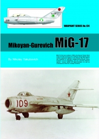 Guideline Publications USA Mikoyan-Gurevich MiG-17