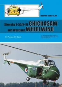 Guideline Publications USA No.106 Sikorsky S-55/H19